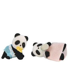 Sylvanian Families - Panda Twin Babies Reviews