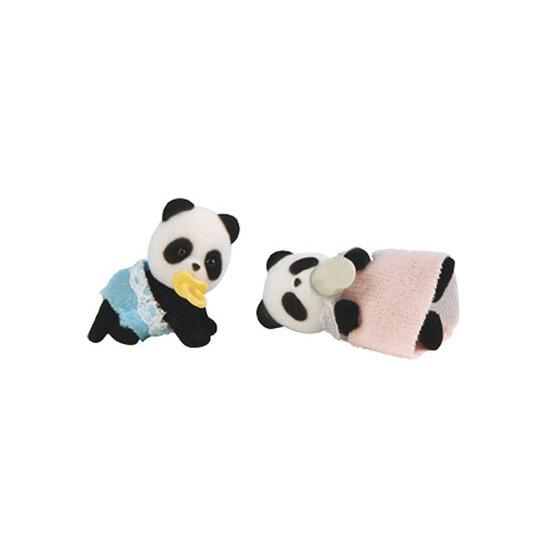Sylvanian Families - Panda Twin Babies