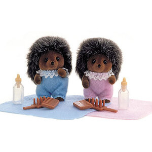 Photo of Sylvanian Families - Hedgehog Baby Toy