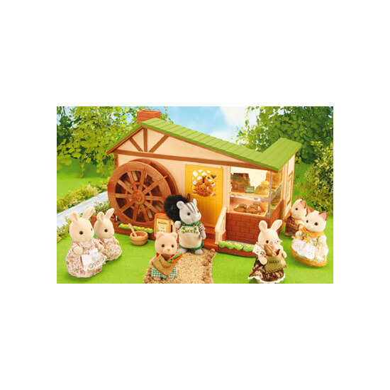 Sylvanian Families - Water Mill Bakery