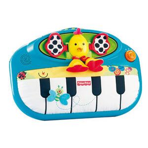 Photo of Fisher Price PEEK-A-BOO PIANO Toy