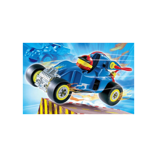 Playmobil - Racing Car Blue 4181