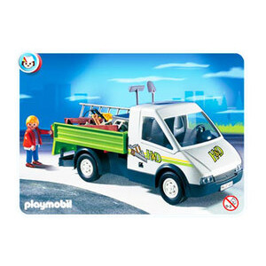 Photo of Playmobil - City Life Delivery Van 4322 Toy