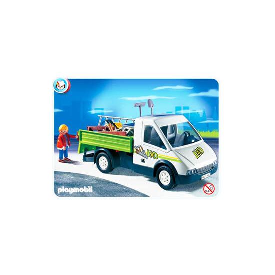 Playmobil - City Life Delivery Van 4322