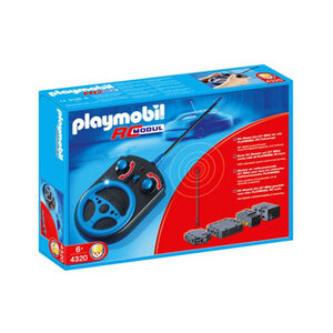 Photo of Playmobil - Compact RC - Module Set 4320 Toy