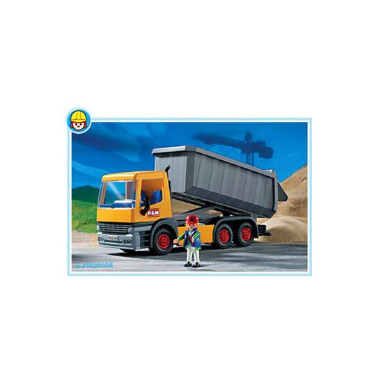 Playmobil - Dump Truck 3265