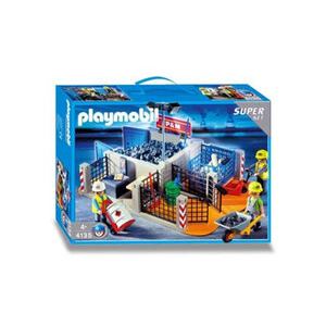 Photo of Playmobil - Construction Site SuperSet 4135 Toy