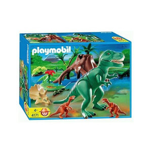 Photo of Playmobil - Tyrannosaurus-Rex 4171 Toy