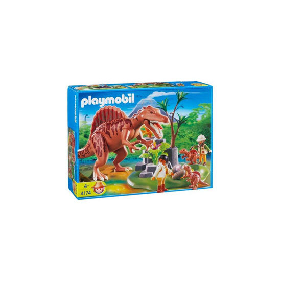 Playmobil - Spinosaurus with Nest 4174