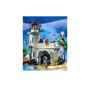 Photo of Playmobil - Soldier Bastion With Lighthouse 4295 Toy
