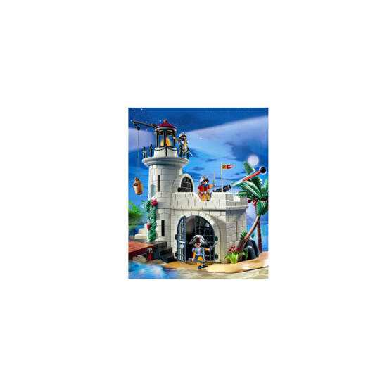 Playmobil - Soldier Bastion with Lighthouse 4295