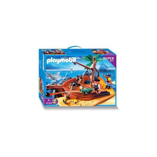 Playmobil - Pirate Island SuperSet 4136