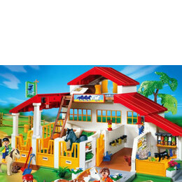 Playmobil - Pony Farm 4190 Reviews