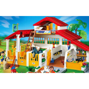 Photo of Playmobil - Pony Farm 4190 Toy
