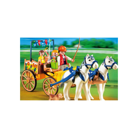 Playmobil - Carriage 4186