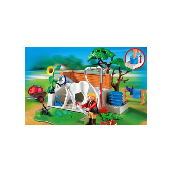 Playmobil - Horse Washing Station 4193