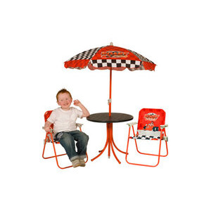 Photo of Roary The Racing Car Patio Set Toy