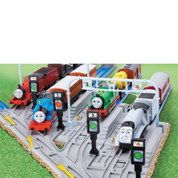 Thomas Road & Rail - Sodor Rail Yard Reviews