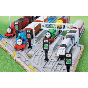 Photo of Thomas Road & Rail - Sodor Rail Yard Toy