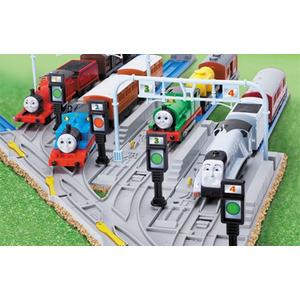 Photo of Thomas Road & Rail - Sodor Rail Yard Toy