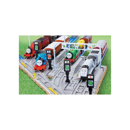 Thomas Road & Rail - Sodor Rail Yard