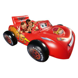 Photo of Disney Cars 2-In-1 Pool & Ball Pit Toy