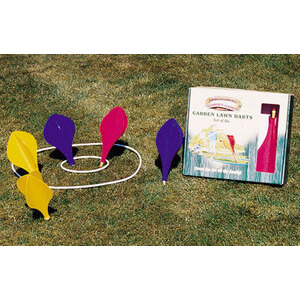 Photo of Lawn Darts Toy