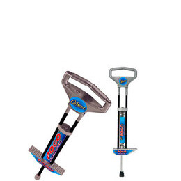 Pogo Stick - Black/Silver Reviews