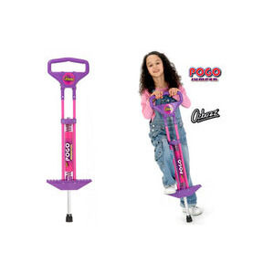 Photo of Pogo Stick - Pink/Purple Toy