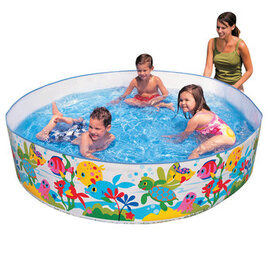 Intex 6ft Ocean Snapset Pool Reviews