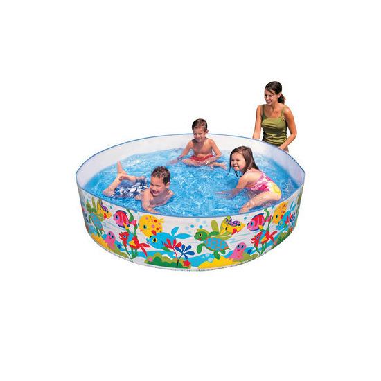 Intex 6ft Ocean Snapset Pool