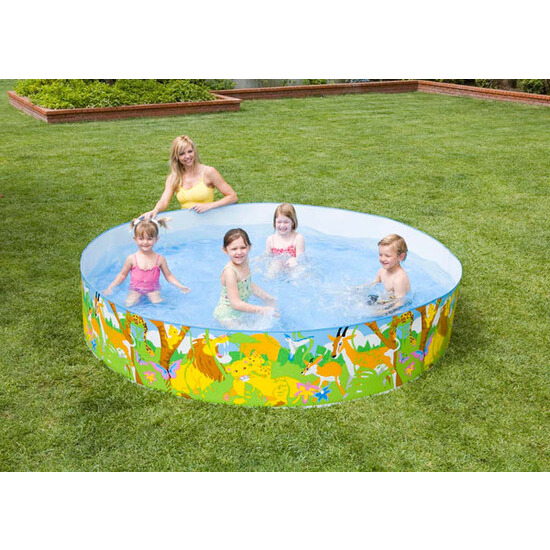 Intex 8ft Jungle Snapset Pool