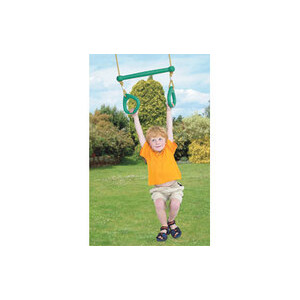 Photo of TP923 Trapeze Ring/Bar Green Toy