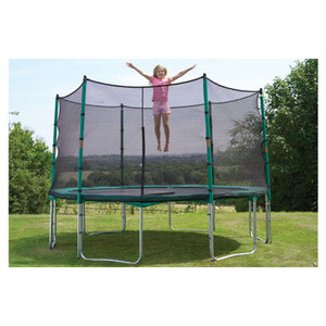 Photo of TP277/299 Canberra Trampoline & Surround 12FT Set Toy