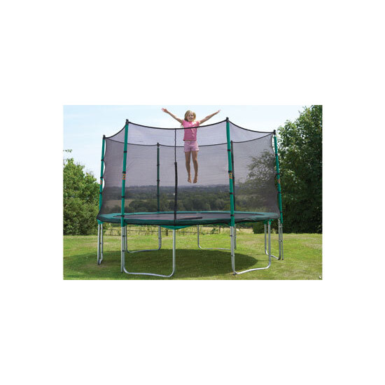TP277/299 Canberra Trampoline & Surround 12ft Set