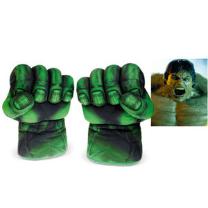 Photo of The Incredible Hulk Smash Hands Toy