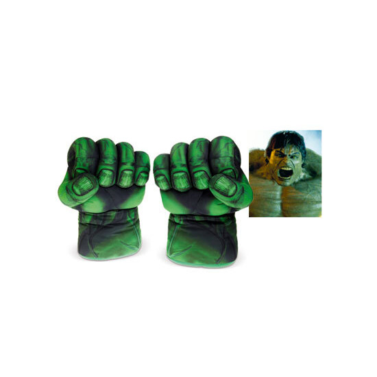 The Incredible Hulk Smash Hands