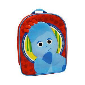 Photo of In The Night Garden Iggle Vinyl Bag Toy
