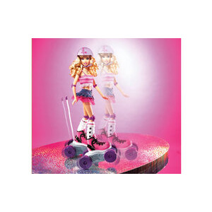 Photo of Barbie R/C Roller Girls Doll Toy