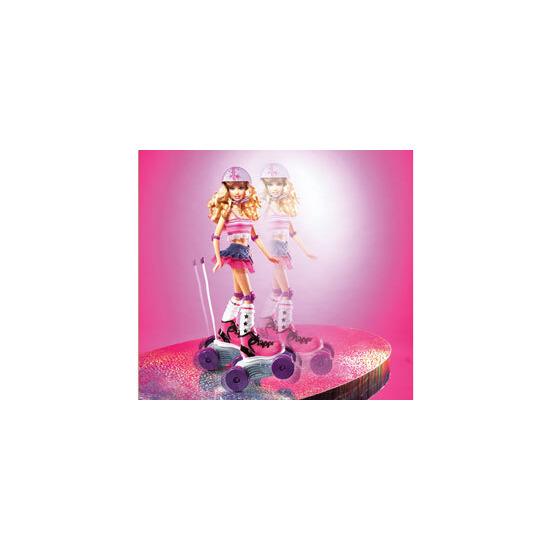 Barbie R/C Roller Girls Doll