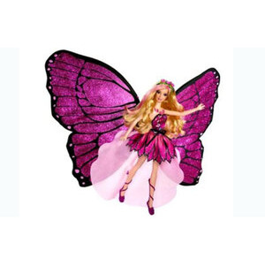 Photo of Barbie Mariposa Doll Toy
