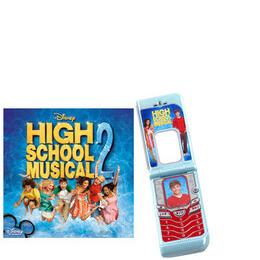 High School Musical - Flip Phone Music Player Reviews