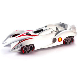 Photo of Hot Wheels Speed Racer Big Sounds - Mach 6 Toy