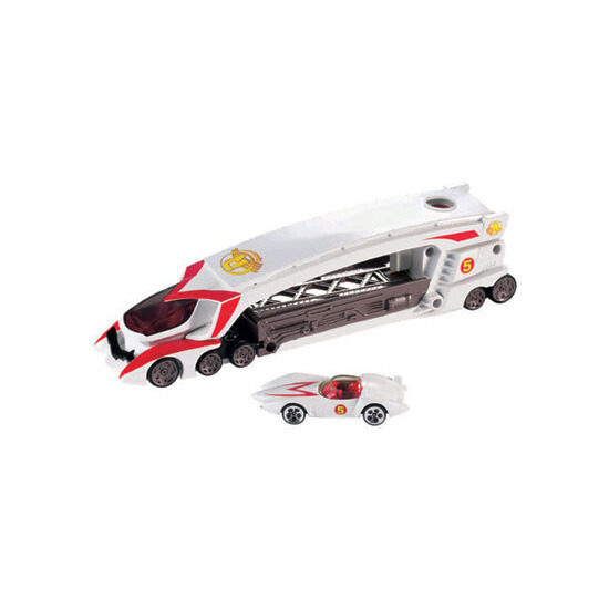 Hot Wheels Speed Racer Launching Big Rig