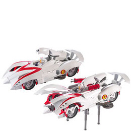 Hot Wheels Speed Racer Battle Morph Mach 6 Reviews