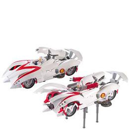 Hot Wheels Speed Racer Battle Morph Mach 6 Reviews