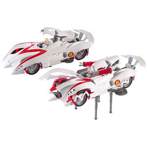 Photo of Hot Wheels Speed Racer Battle Morph Mach 6 Toy