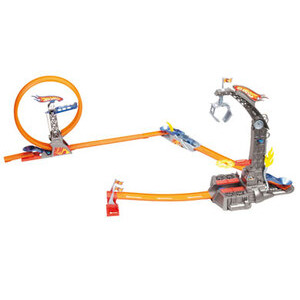 Photo of Hot Wheels - Trick Tracks Triple Stunt Toy