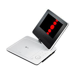 Photo of LG DP371B Portable DVD Player