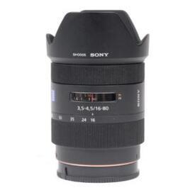 Sony SAL-1680Z Camera Lens Reviews